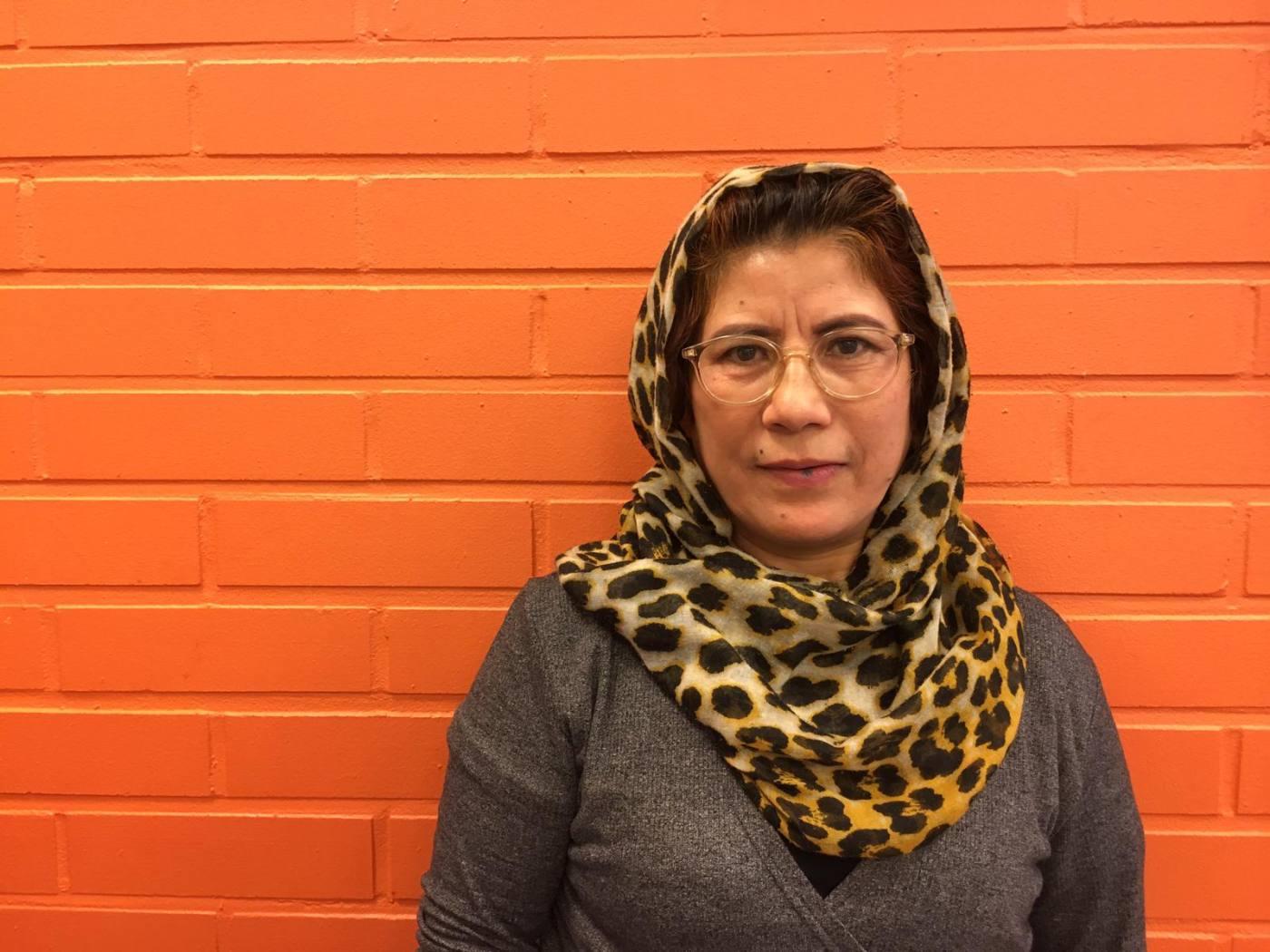 Ziba Rahimi